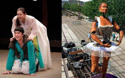 Corea del Sur y España son los países invitados a la nueva versión de teatro a mil en Rancagua