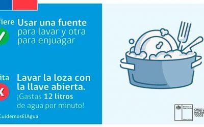 De Sistemas de Agua Potable Rural a #CuidemosElAgua