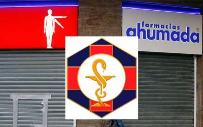 Declaración pública huelga del sindicato profesional de Farmacias Ahumada