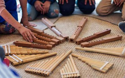 Ecoescuela Kalfumalén finaliza proyectos que fortalecen la Educación Musical en San Fernando