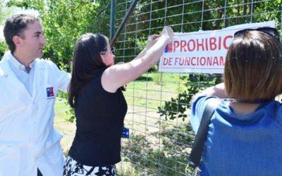 En Mostazal prohíben funcionamiento a centro de tratamiento y rehabilitación de drogas y alcohol