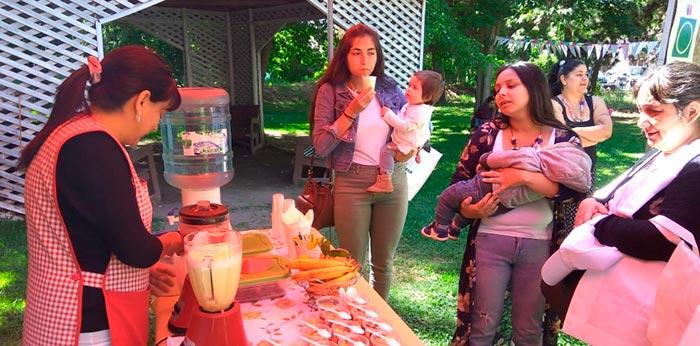 Hospital de Coinco promueve la importancia de la lactancia materna en la comunidad