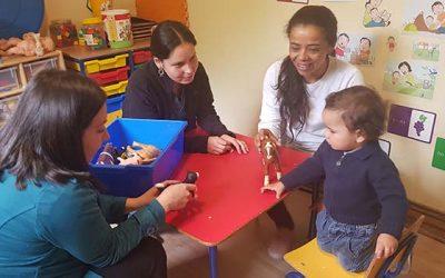 Hospital de Lolol potencia el trabajo con los niños gracias a nueva sala de estimulación