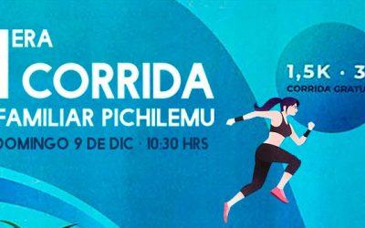 Hospital Pichilemu realiza primera corrida familiar