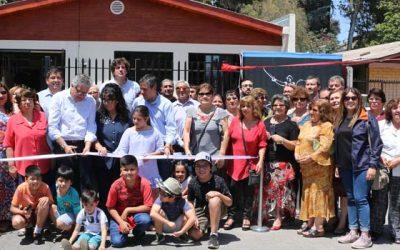 Inauguran la nueva sede social de Villa Parque María Luisa