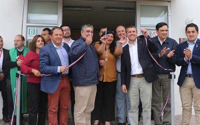 Inauguran nuevo Centro de Salud Comunitario Baltazar Oyarzún de Litueche
