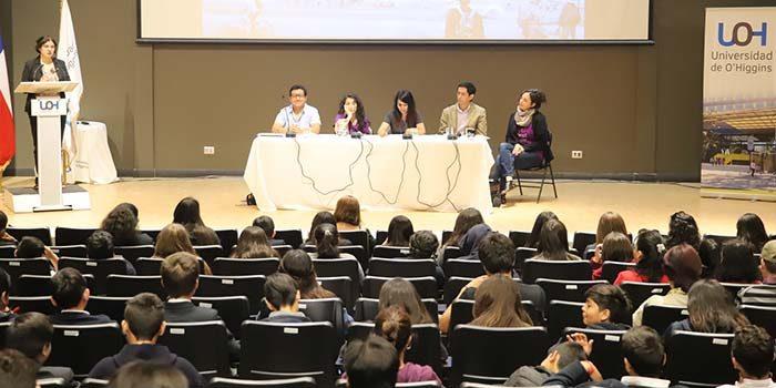 Instituto de Ciencias de la Educación UOH desarrolla el primer Seminario de Arte, Cine e Interculturalidad