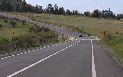Intendente anuncia inversión de $6.300 millones para caminos básicos de toda la Región