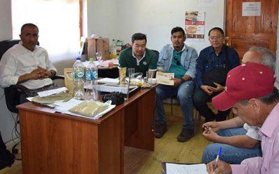 Investigadores de Tailandia en gira tecnológica sobre cultivo de la Quínoa
