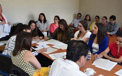 Jueces de familia de la jurisdicción Rancagua trabajan para simplificar el lenguaje en sus sentencias