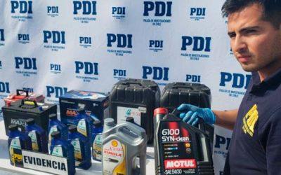PDI esclarece robo que afectó a local comercial en Rancagua