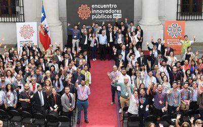 Presidente Piñera se reúne con más de 500 servidores públicos para dar inicio al Segundo Encuentro de Innovadores Públicos