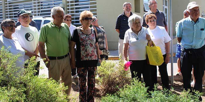 Programa Más adultos mayores autovalentes de Salud Machalí realiza ceremonia de cierre