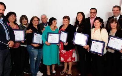 Programa Mujeres Rurales forma a nuevas emprendedoras en Cachapoal