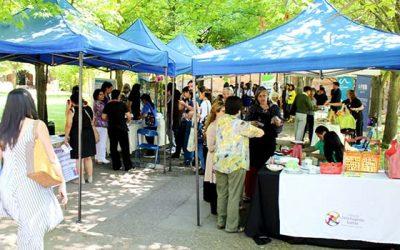 Quinta versión de la Feria de la Salud del Hospital San Fernando