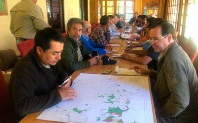 Refuerzan medidas para prevenir incendios forestales en provincia de Cardenal Caro