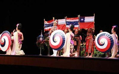 Reino de Tailandia y Rancagua firman convenio de cooperación