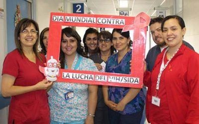 Salud Machalí educa y concientiza a sus usuarios en infecciones de trasmisión sexual, VIH y SIDA