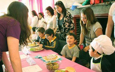 Salud Machalí efectuó concurso de recetas saludables para inspirar la creatividad nutricional de los estudiantes de la comuna