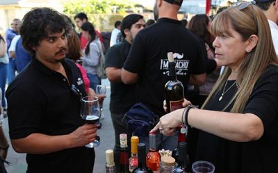 Santa Cruz fue sede de la primera exhibición y cata de vinos campesinos del Valle de Colchagua