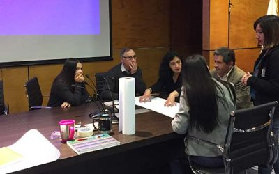 Senda Previene Pichilemu, Departamento de Seguridad Pública y OPD se reúnen con directores de establecimientos educacionales municipales