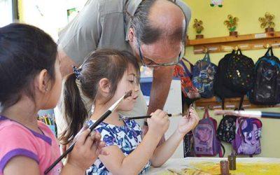 Seremi de Educación encabeza firma de convenios FIEP