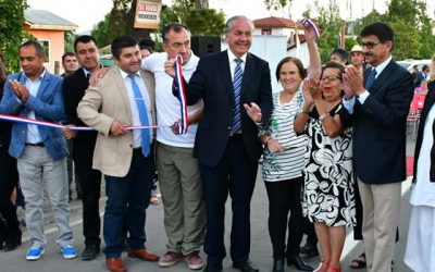 Seremi MOP O'Higgins para mejorar la conectividad en sectores rurales son claves los alcaldes