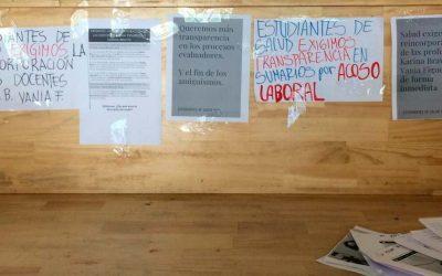 Socias de nuestra Red sin renovación de contrato en la Universidad OHiggins