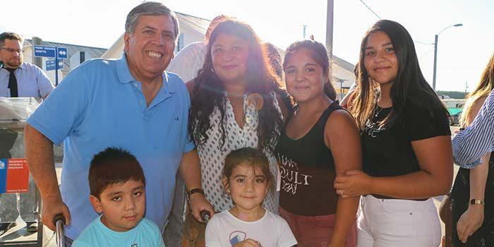148 familias recibieron su vivienda en villa Primavera III