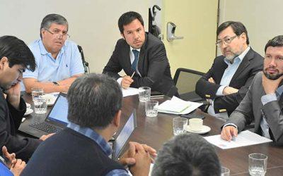 Autoridades del Minvu O'Higgins concretan reunión de trabajo con alcalde de Rengo