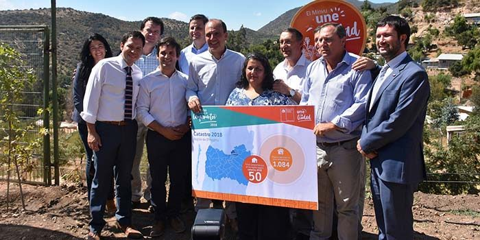 CChC se compromete a favorecer la oferta de viviendas que ayuden a disminuir campamentos catastrados por el Minvu