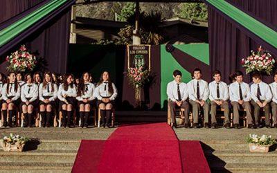 Colegio Los Cipreses nuevamente se ubica entre los 10 mejores colegios a nivel nacional en puntaje PSU