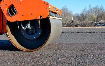 Comienzan trabajos iniciales de pavimentación en emblemático camino La Alpargata de Olivar