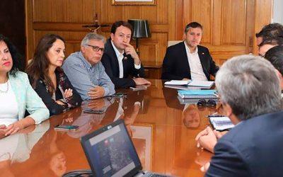 Comité Paso Las Damas se reunió con Intendente