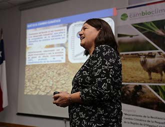 Congreso Futuro en O'Higgins: Los efectos del cambio climático en la agricultura