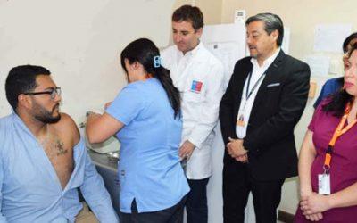 En la Región 67 mil jóvenes entre 20 y 24 años deberán vacunarse contra el Sarampión