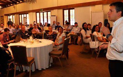 Encuentro nacional de Corfo reune a 21 programas de desarrollo productivo en Santa Cruz