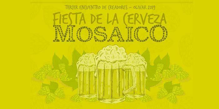 Este domingo se realiza fiesta de la cerveza en Olivar