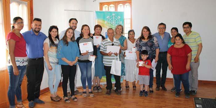 Familias de Pichidegua cumplen condiciones mínimas para habitar una vivienda gracias al Programa de Habitabilidad