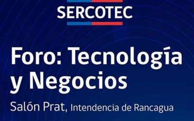 Foro organizado por Sercotec busca incorporar nuevas tecnologías a las microempresas de OHiggins