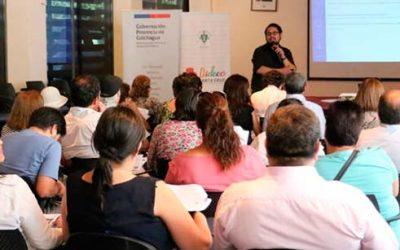 Gobernación capacita a organizaciones sociales para postular al Fondo de Acceso a la Energía