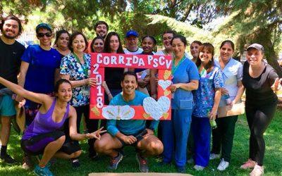 Hospital Coinco Fomenta el deporte y la vida sana