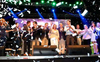 Intendente resalta espíritu solidario de la tradicional Fiesta Chepicana