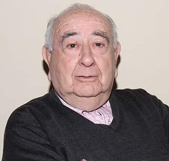 Manuel Guzmán, consultor de la junta.