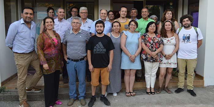 Participantes del programa Quiero ser empresario en Doñihue, presentan sus planes de negocio