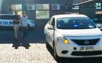 PDI detiene a dos personas por robo con intimidación