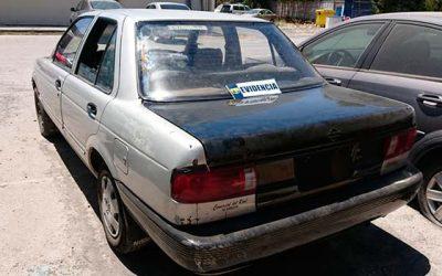 PDI recupera auto que estaba siendo utilizado para cometer delitos