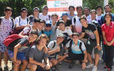 Salud Machalí desarrolla evaluación kinésica, nutricional y social a la Selección de Fútbol Sub 17 local