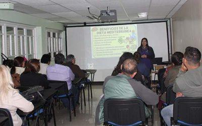 Salud Machalí realiza primera versión del Taller Yo cuido mi enfermedad crónica