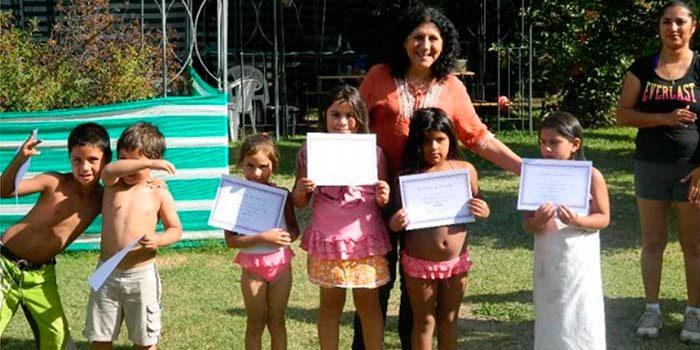Se inician centros para niños con cuidadores principales temporeros en Palmilla